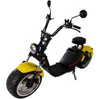 Azur Scooter HL3 Jaune à batterie amovible 60V20Ah