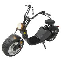 Azur Scooter HL3 Grey, autonomie de 45km et bonus écologique