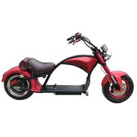 Moto électrique Azur Scooter M1, autonomie de 45 km, livré avec carte grise