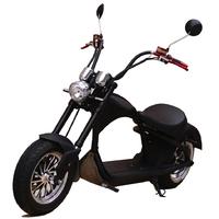 Moto électrique Azur Scooter M1 avec moteur 2000 Watts, bonus écologique 300 euros