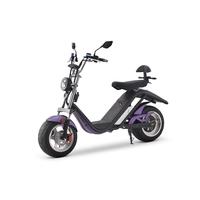 Azur Scooter électrique CS1 Mauve - Bonus écologique de 300 euros