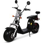 Scooter électrique Noir - Homologué route française