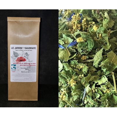"La tisane ""Anti-rouille"""