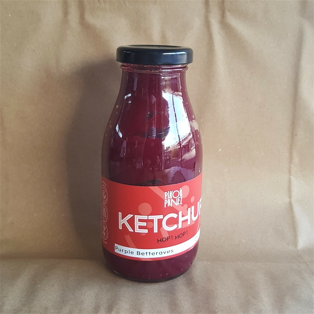 ketchup purple betteraves