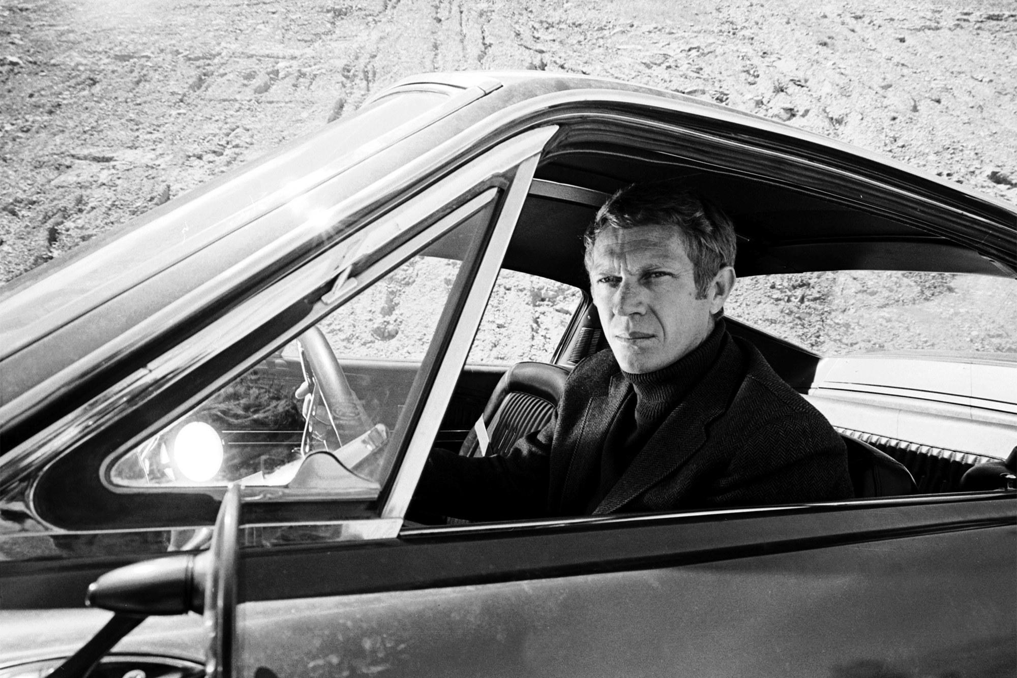 Steve McQueens Lost Bullitt Mustang