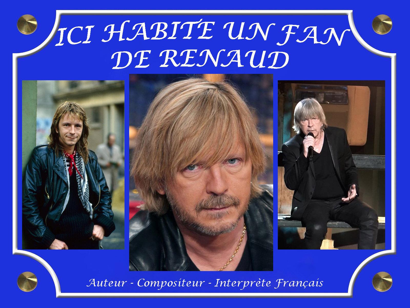 Renaud ici habite un fan 3 photo