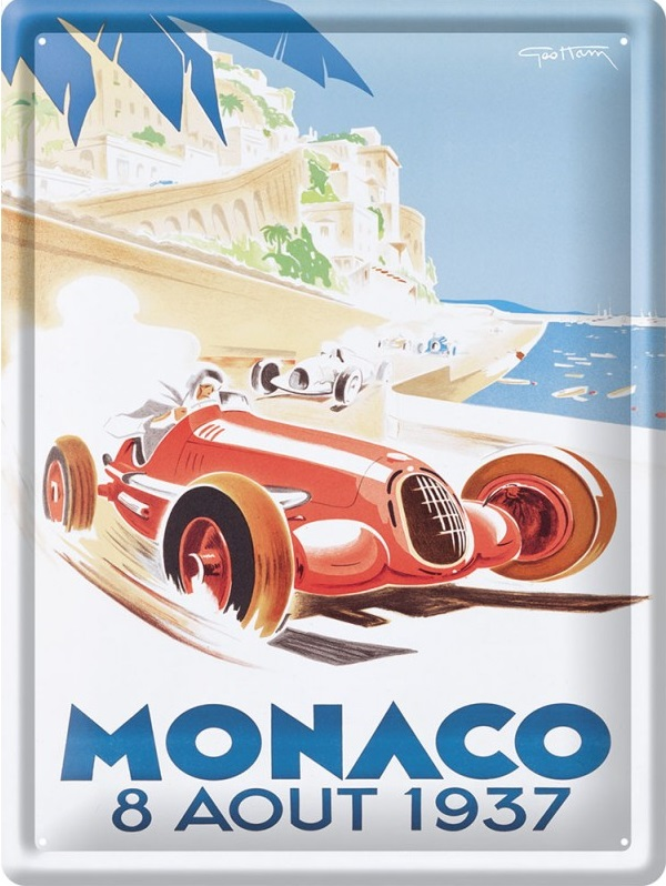 Grand prix Automobile de MONACO 1937