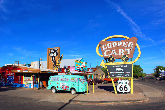 usa-route-66 road-trip