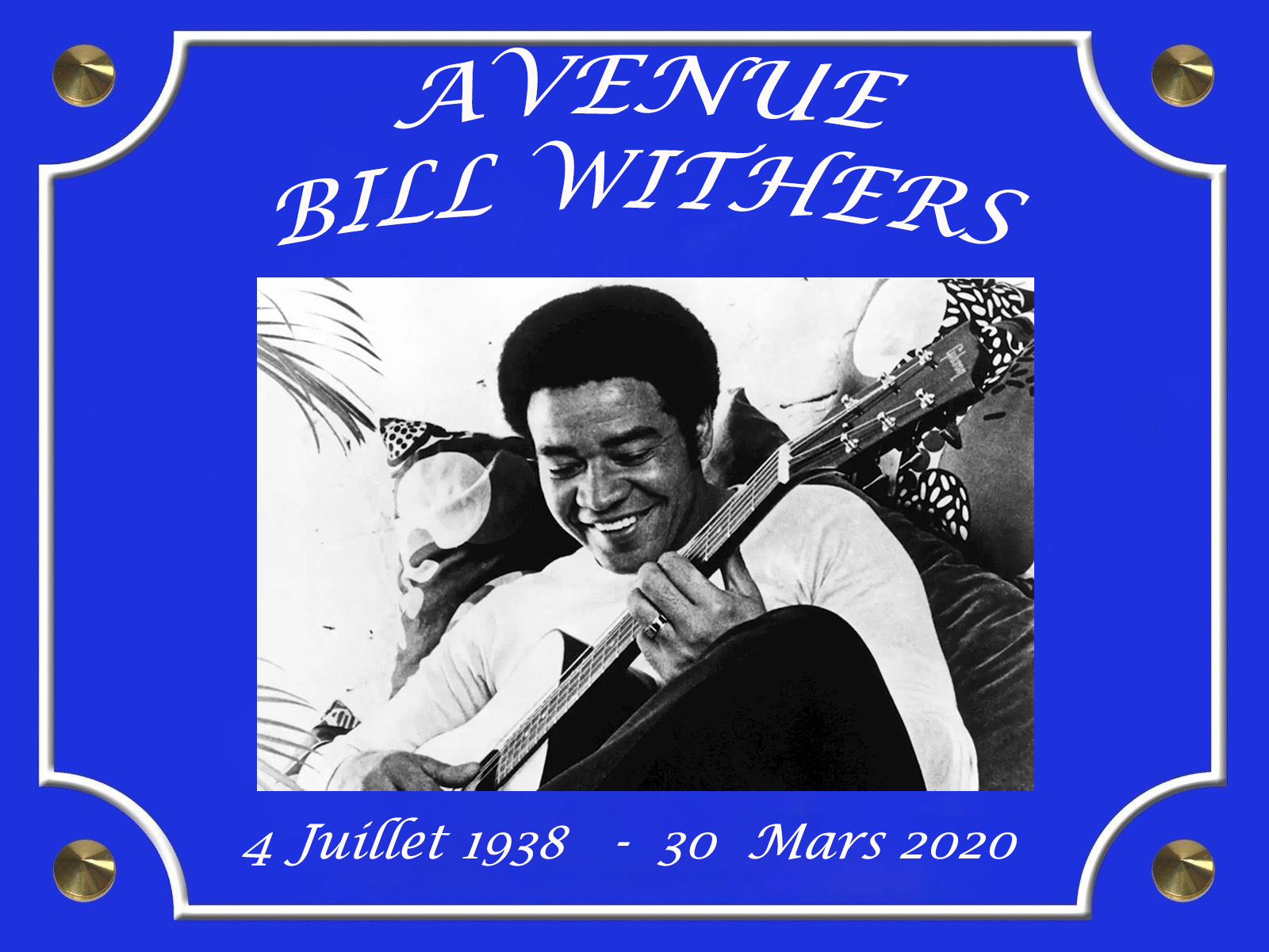 Avennue Bill Withers 1 Photo