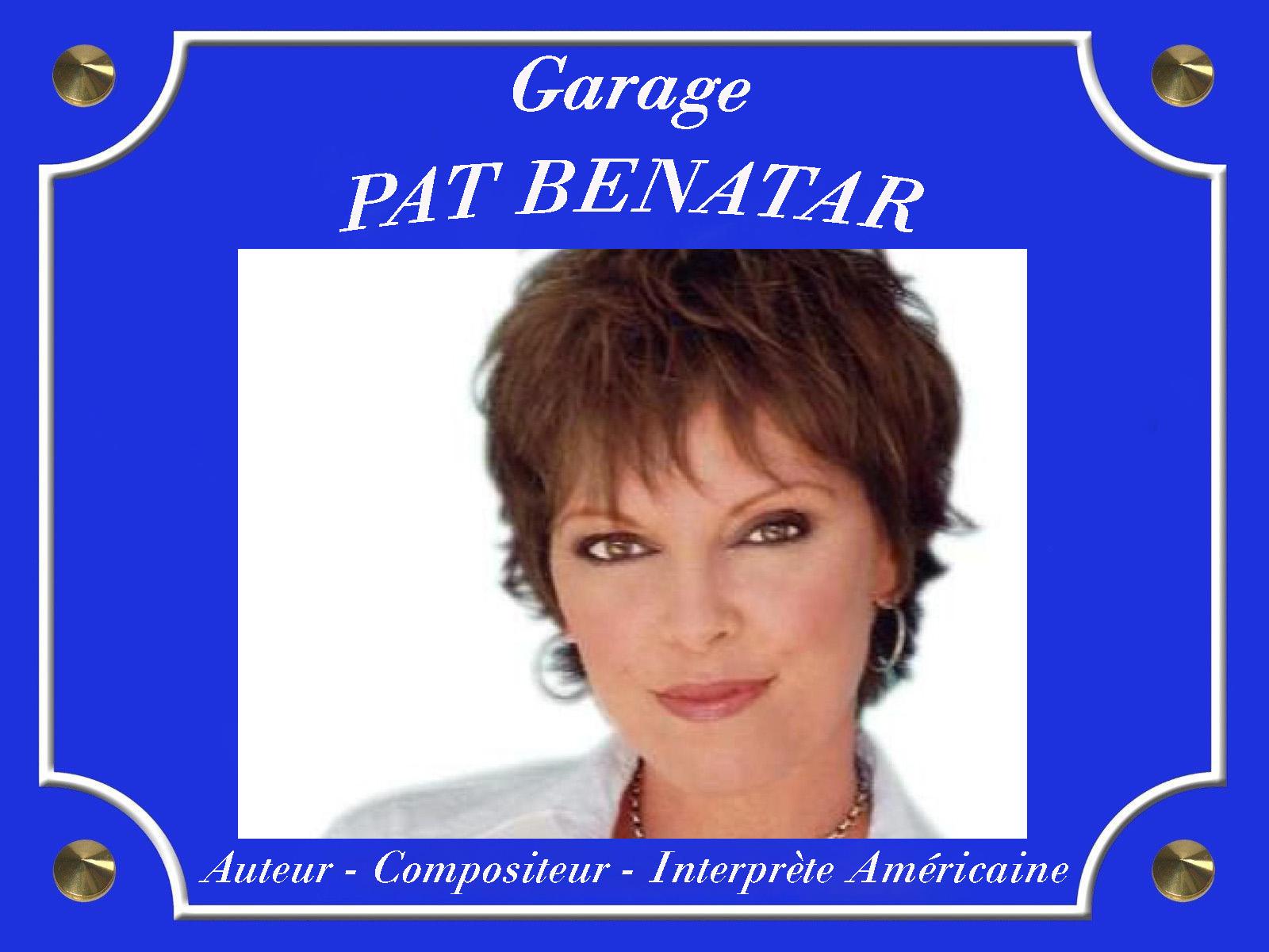 Garage pat Bénatar N° 3 OK
