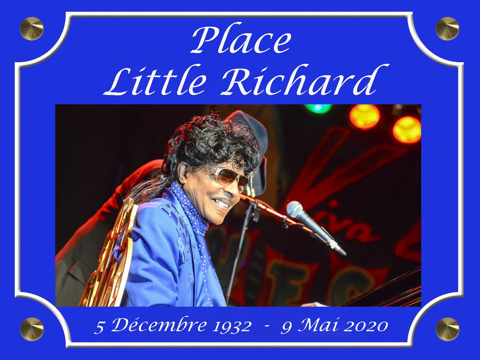 Place  Little Richard
