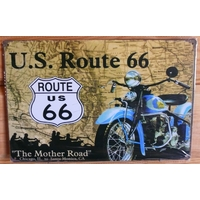 The Mother Road US Route 66