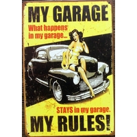 My Rules Garage