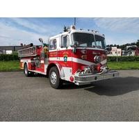 Camion pompier Seagrase