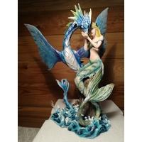 Fée Dragon Bleu