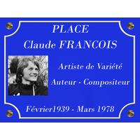 PLACE CLAUDE FRANCOIS