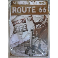 Route 66 Hi Way Cafe