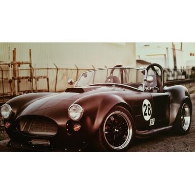 Plaque Ford Cobra