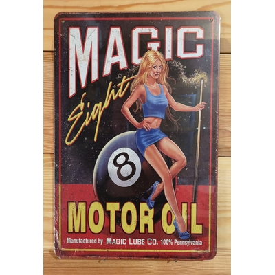 Magic Motor Oil