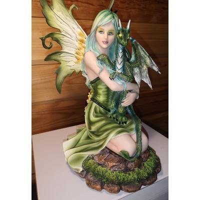 Fée Dragon Vert