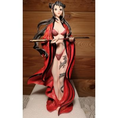 Fée Manga Sexy