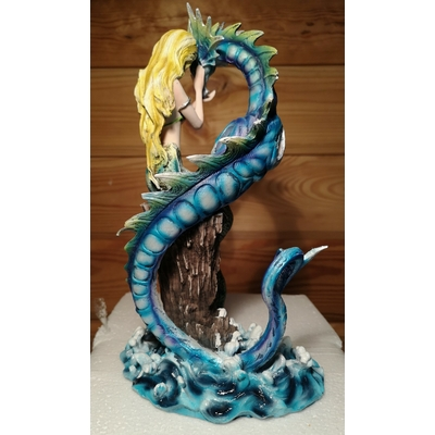 Fée Dragon Bleu 2