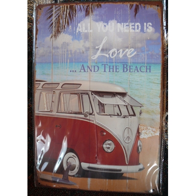 Combi Love And The Beach