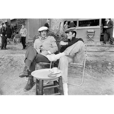 Belmondo & Delon