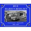Plaque de rue Marius Berliet