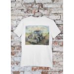 T-shirt Camion Américain...