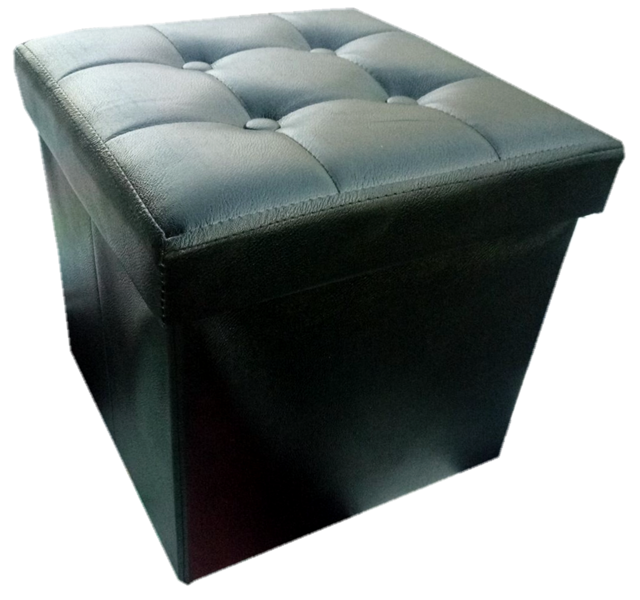 pouf avec coffre de rangement rangement mobilier. Black Bedroom Furniture Sets. Home Design Ideas
