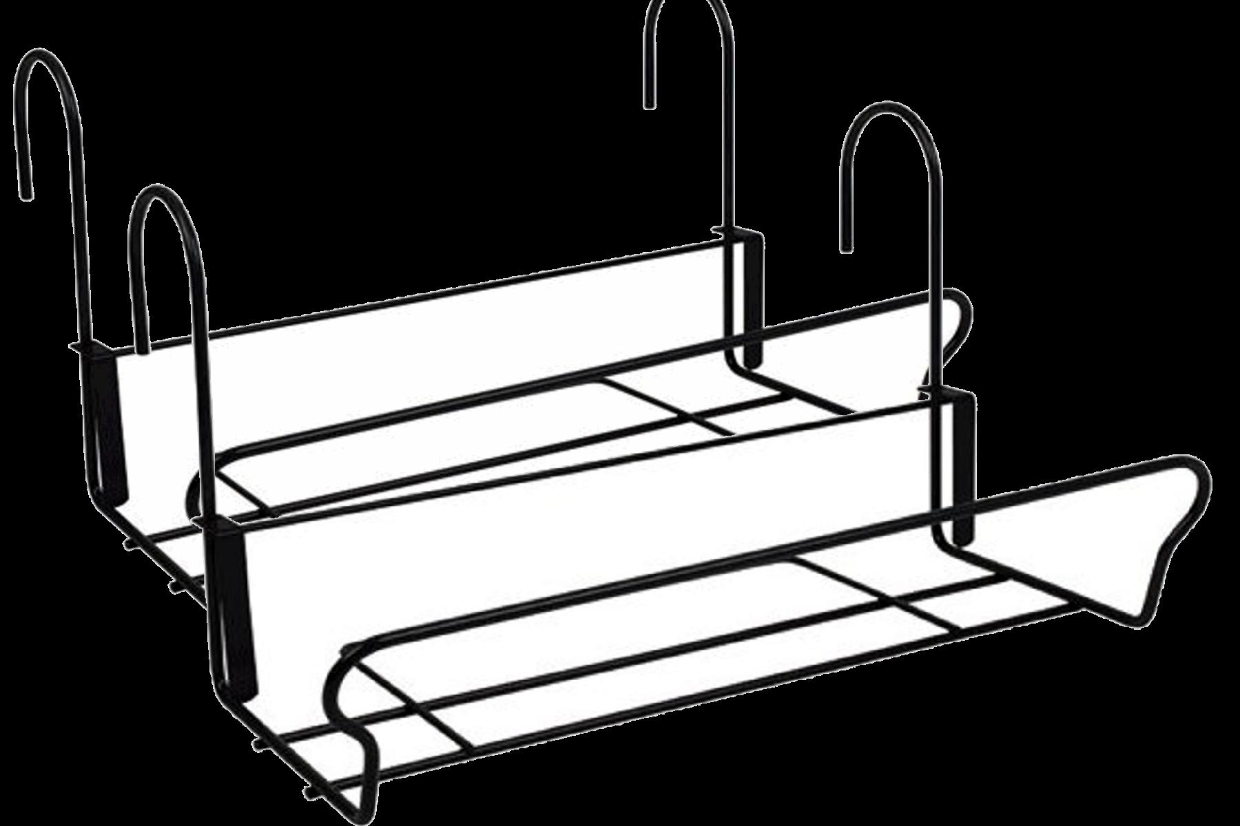 Support balconnière métallique