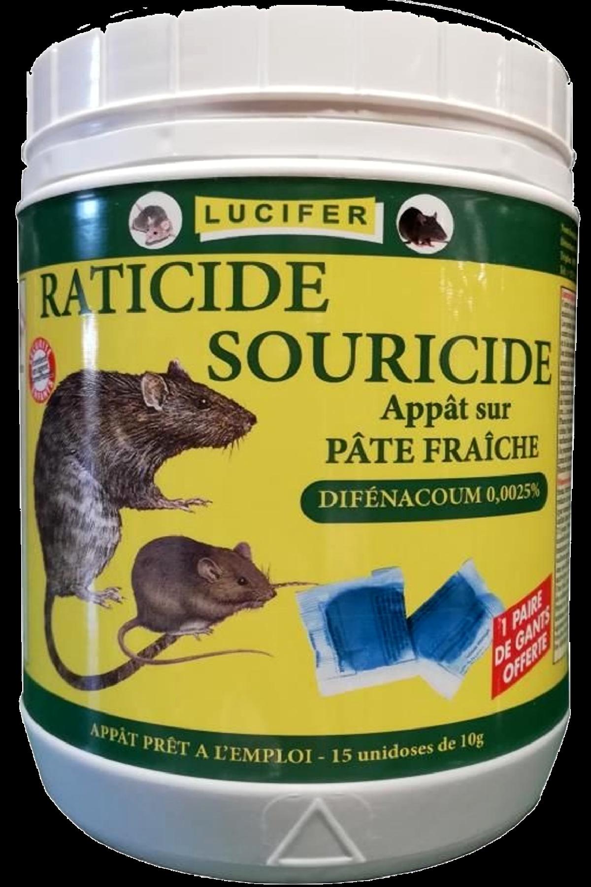 Raticide Souricide