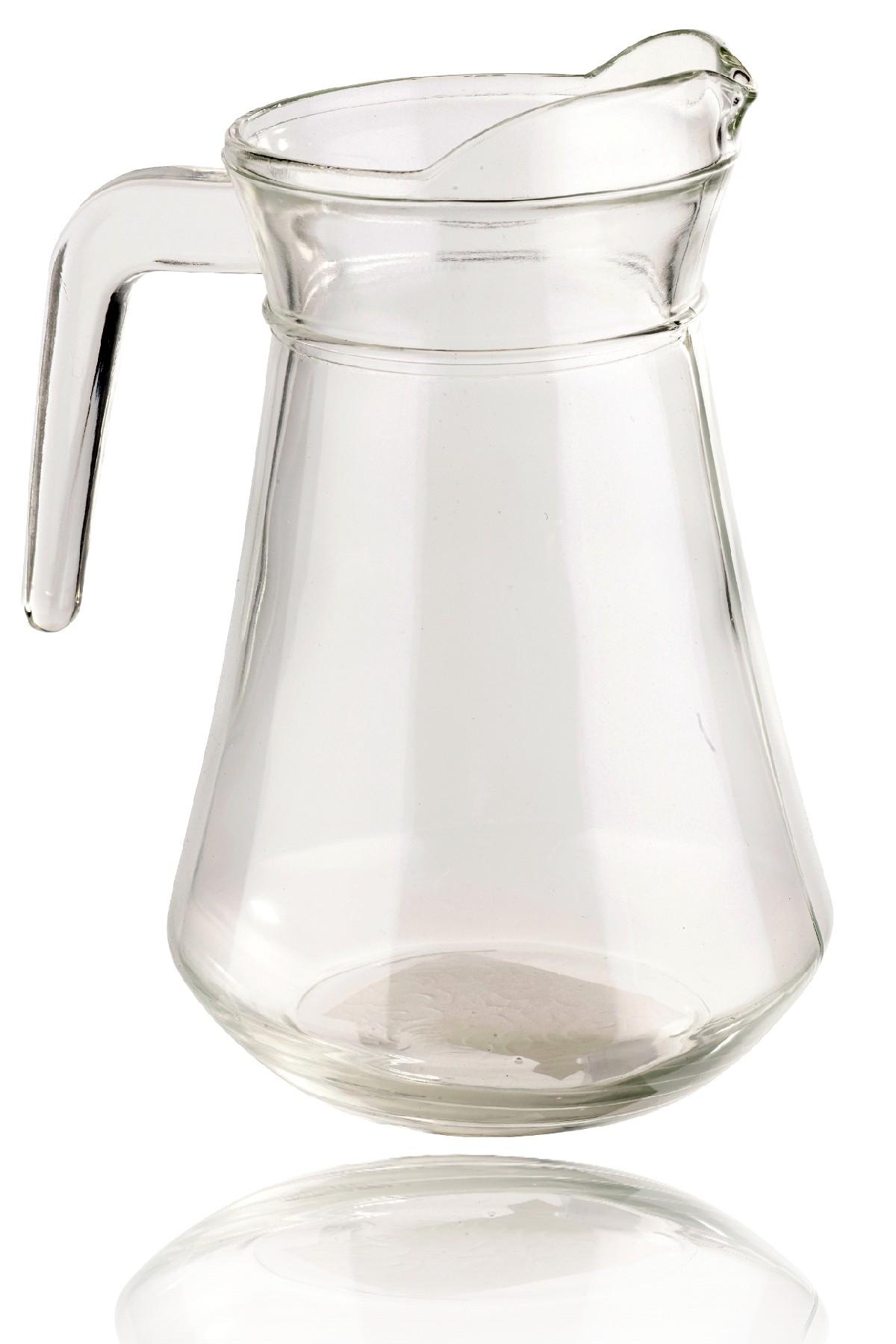 Carafe en verre 1.3 litres