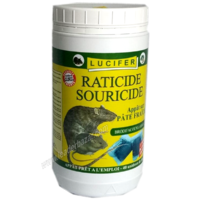 Raticide Souricide