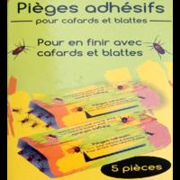 5 pièces Cafard adhésif