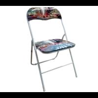 Chaise pliable déco New York Taxi avenue