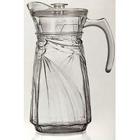 Carafe en verre 2 litres