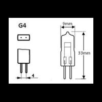 ampoule G4 12V2