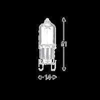 ampoule G9 42w2