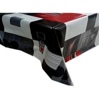 Nappe Toile cirée à motifs épais:0,25 mm / largeur:140 cm