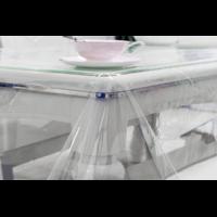 Toile cirée transparente épais 0.25 mm