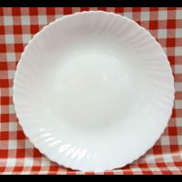 3 Assiettes plates 24 cm