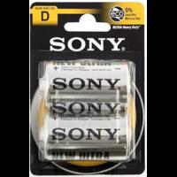 2 Piles 1.5v / D R20 Sony