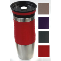 Mug isotherme double paroi inox 380 ML