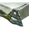Toile cirée motif tour Eiffel