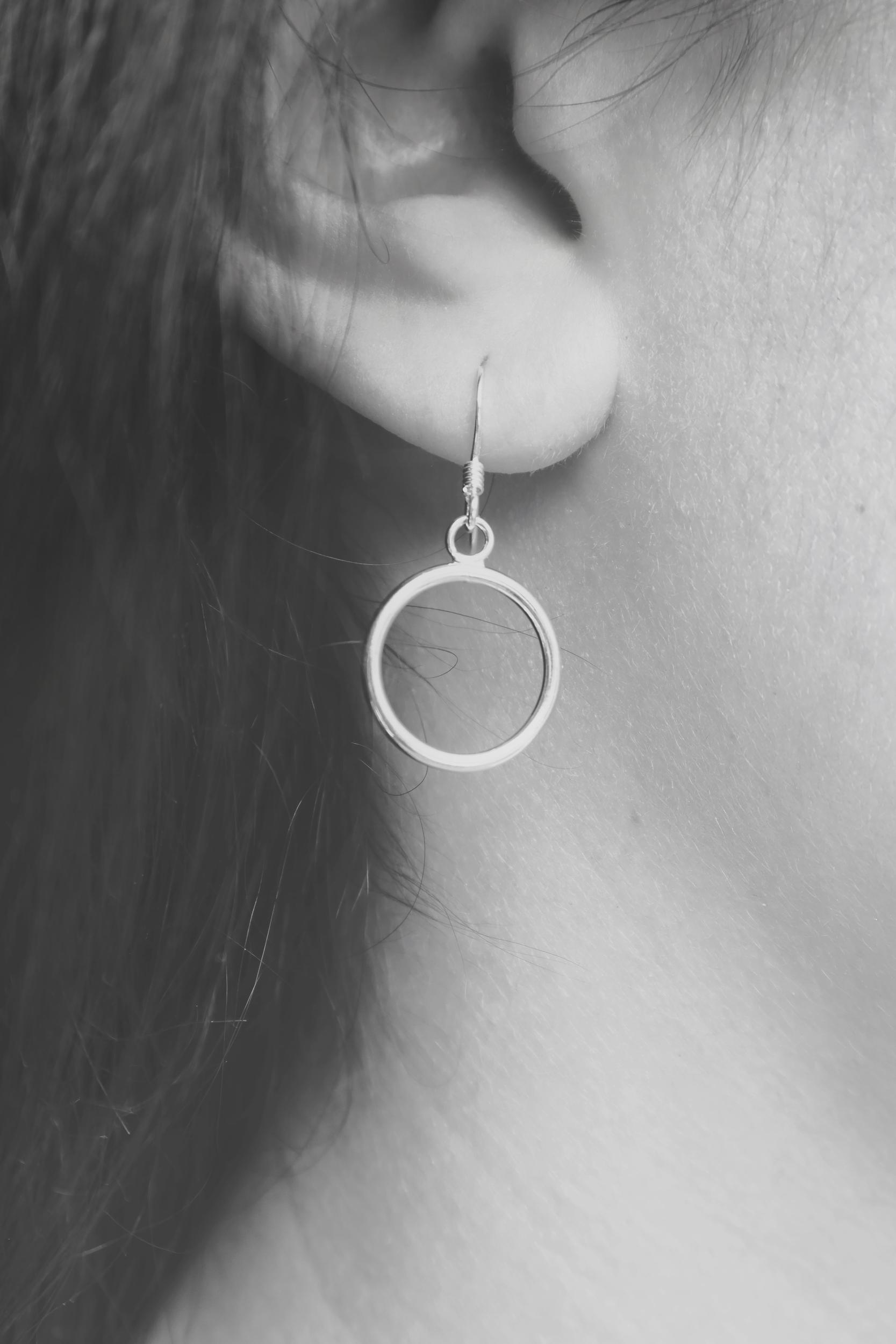 Boucles d\'oreilles - ROSA