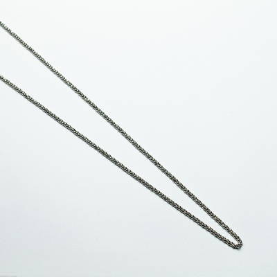Chaîne Sautoir Jaseron 80 cm