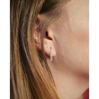 Boucles d'oreilles puce fermoir argent