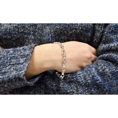 Bracelet argent - IRIN -